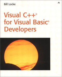 Visual C++ for Visual Basic Developers-cover