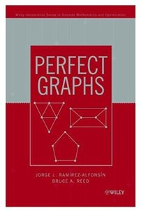 Perfect Graphs (Hardcover)
