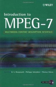 Introduction to MPEG 7: Multimedia Content Description Language-cover