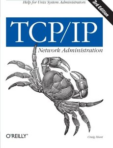 TCP/IP Network Administration, 3/e (Paperback)-cover
