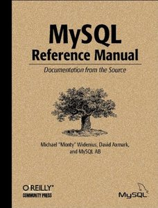 MySQL Reference Manual-cover