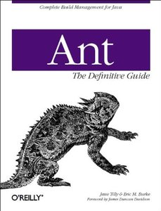 Ant: The Definitive Guide-cover