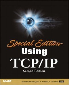 Special Edition Using TCP/IP, 2/e-cover