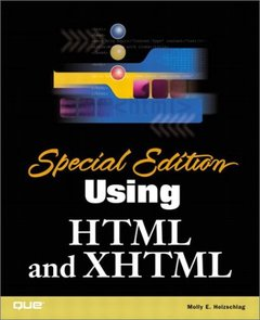 Special Edition Using HTML and XHTML, 7/e-cover
