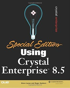 Special Edition Using Crystal Enterprise 8.5-cover