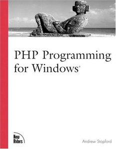 PHP Programming for Windows-cover