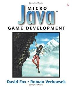 Micro Java Game Development (Paperback)-cover