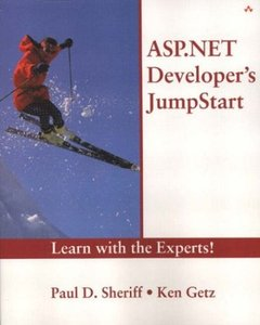 ASP.NET Developer's JumpStart (Paperback)-cover