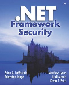 .NET Framework Security-cover
