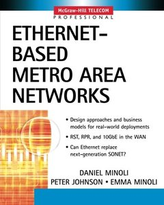 Ethernet-Based Metro Area Networks-cover