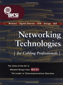 Networking Technologies for Cabling Professionals-cover