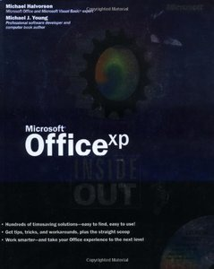 Microsoft Office XP Inside Out-cover