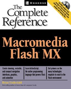Macromedia Flash MX: The Complete Reference-cover