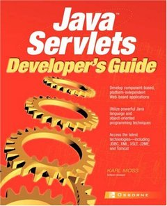 Java Servlets Developer's Guide-cover