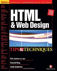 HTML & Web Design Tips & Techniques-cover