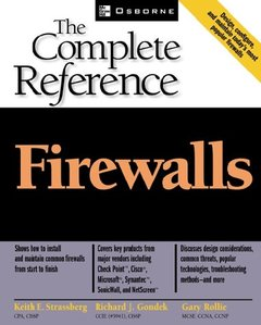 Firewalls: The Complete Reference-cover