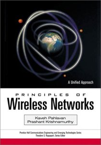 Principles of Wireless Networks: A Unified Approach(精裝)-cover