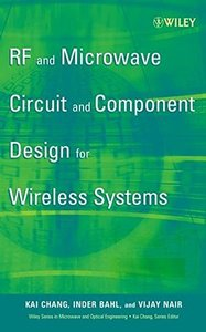 RF and Microwave Circuit and Component Design for Wireless Systems (Hardcover)-cover