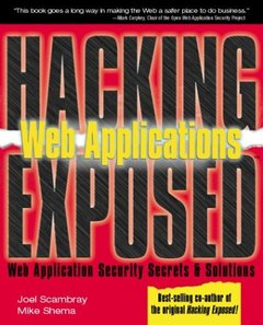 Hacking Exposed Web Applications-cover