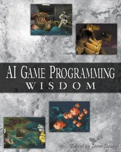 AI Game Programming Wisdom (Hardcover)-cover