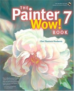 The Painter 7 Wow! Book (Paperback)-cover