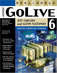 Real World Adobe Golive 6 (Paperback)-cover