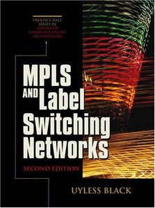 MPLS and Label Switching Networks, 2/e-cover