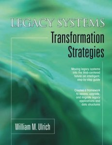 Legacy Systems: Transformation Strategies (Paperback)-cover