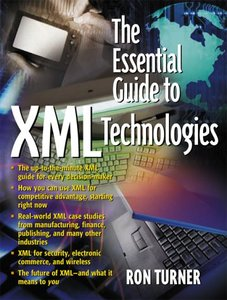 The Essential Guide to XML Technologies-cover