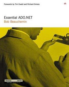 Essential ADO .NET-cover