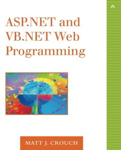ASP.NET and VB .NET Web Programming (Paperback)-cover