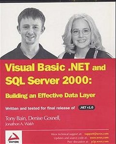VB.NET & SQL Server 2000: Building an Effective Data Layer (Paperback)-cover