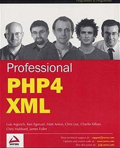 Professional PHP4 XML-cover