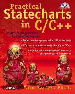 Practical Statecharts in C/C++: Quantum Programming for Embedded Systems
