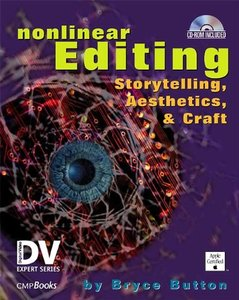 Nonlinear Editing: Storytelling, Aesthetics, & Craft-cover