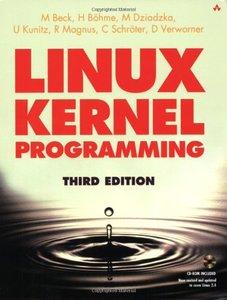 Linux Kernel Programming, 3/e-cover