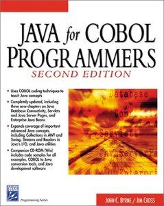 Java for COBOL Programmers, 2/e (Paperback)-cover