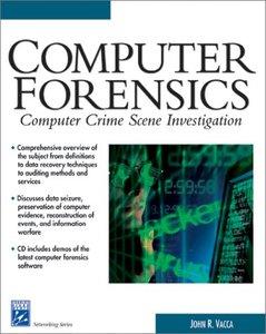 Computer Forensics: Computer Crime Scene Investigation-cover