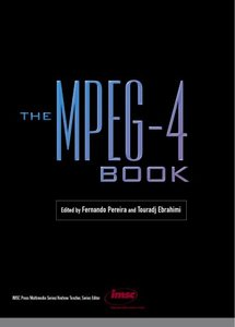 The MPEG-4 Book-cover