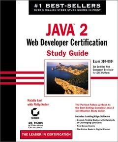 Java 2 Web Developer Certification Study Guide-cover