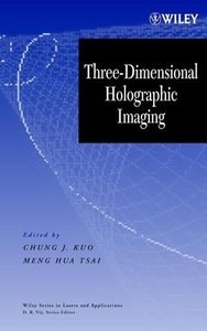 Three-Dimensional Holographic Imaging (Hardcover)-cover