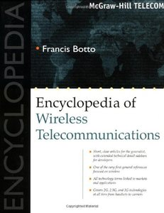 Encyclopedia of Wireless Telecommunications-cover