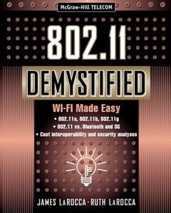 802.11 Demystified: Wi-Fi Made Easy-cover