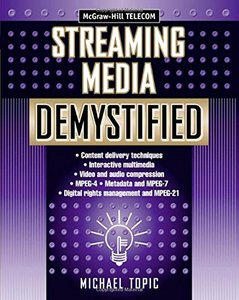 Streaming Media Demystified-cover