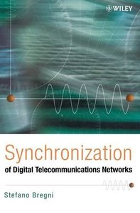 Synchronization of Digital Telecommunications Networks (Hardcover)-cover