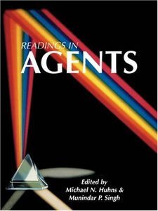 Readings in Agents (Paperback)-cover