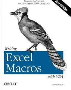 Writing Excel Macros with VBA, 2/e-cover