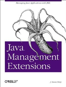 Java Management Extensions-cover