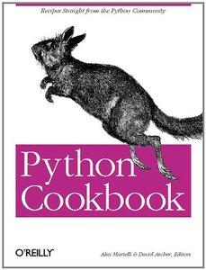 Python Cookbook-cover