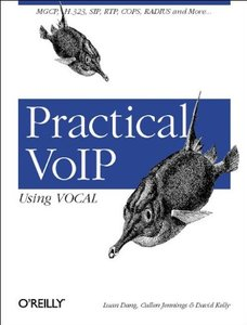 Practical VoIP Using VOCAL (Paperback)-cover